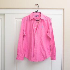 Ralph Lauren Women's Button Down Shirt